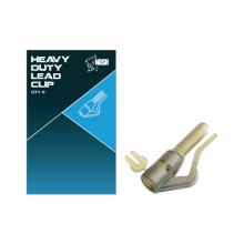 BEZPIECZY KLIPS NASH TACKLE HEAVY DUTY LEAD CLIPS