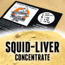 IB Carptrack Squid-Liver Mehl - 1 kg