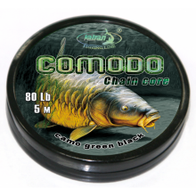 KATRAN Chain Core Comodo 80lb Camo Brown Black